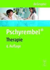 Pschyrembel Therapie