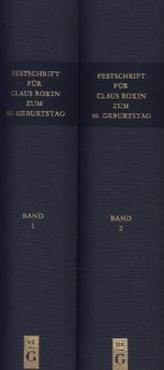 Strafrecht als Scientia Universalis, 2 Bde.