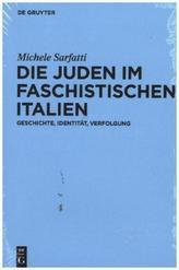 Die Juden im faschistischen Italien