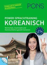 PONS Power-Sprachtraining Koreanisch, m. Audio+MP3-CD