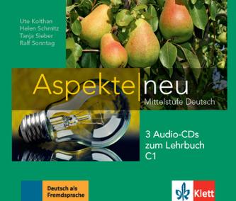 3 Audio-CDs zum Lehrbuch C1
