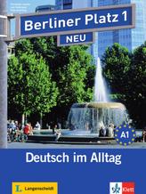 Lehr- und Arbeitsbuch, m. 2 Audio-CDs zum Arbeitsbuchteil u. Treffpunkt D-A-CH