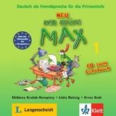 1 Audio-CD zum Lehrbuch