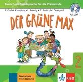 Der grüne Max, 1 CD-ROM