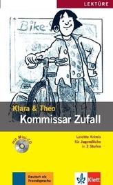 Kommissar Zufall, m. Audio-CD
