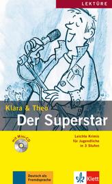 Der Superstar, m. Audio-CD
