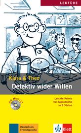 Detektiv wider Willen, m. Mini-Audio-CD