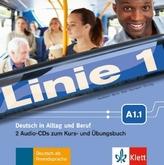 2 Audio-CDs zum Kurs- und Übungsbuch A1.1