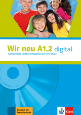 Wir neu A1.2 digital, 1 DVD-ROM