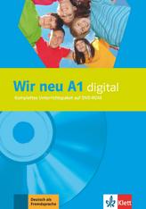 Wir neu A1 digital, 1 DVD-ROM