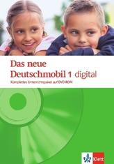 Das neue Deutschmobil 1 digital, DVD-ROM
