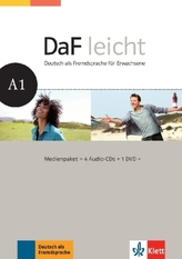 Medienpaket, 4 Audio-CDs + 1 DVD