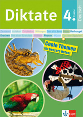 Diktate 4. Klasse Deutsch