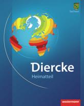 Diercke Weltatlas, Heimatteil Sachsen