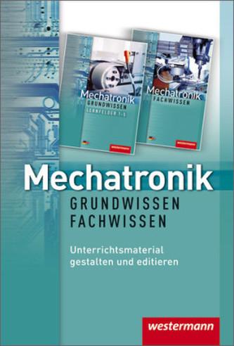 Mechatronik Grundwissen, Fachwissen, CD-ROM