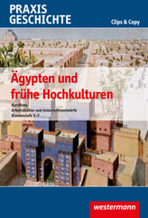 Ägypten und Frühe Hochkulturen, DVD-ROM