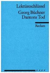 Lektüreschlüssel Georg Büchner 'Dantons Tod'