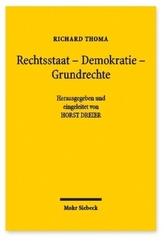 Rechtsstaat - Demokratie - Grundrechte