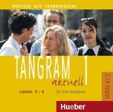 Lektion 5-8, 1 Audio-CD zum Kursbuch.