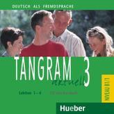 Kursbuch und Arbeitsbuch, Lektion 1-4, 1 Audio-CD zum Kursbuch