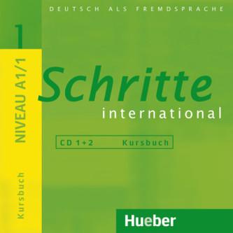 2 Audio-CDs zum Kursbuch