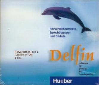 Hörverstehen, 4 Audio-CDs. Tl.2