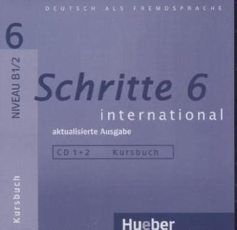 2 Audio-CDs zum Kursbuch, aktualisierte Ausgabe