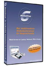 MemoStep6 - Der multimediale Vokabeltrainer für Anspruchsvolle, 1 CD-ROM