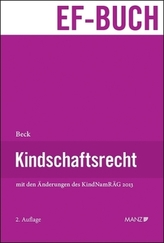 Kindschaftsrecht (f. Österreich)