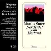 Der Teufel von Mailand, 6 Audio-CDs