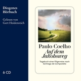 Auf dem Jakobsweg, 6 Audio-CDs