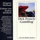 Gambling, 6 Audio-CDs