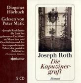 Die Kapuzinergruft, 5 Audio-CDs