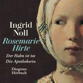 Die Rosemarie-Hirte-Romane, 2 MP3-CDs