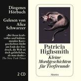 Kleine Mordgeschichten für Tierfreunde, 2 Audio-CDs