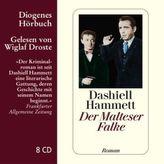 Der Malteser Falke, 8 Audio-CDs