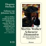 Schwarze Diamanten, 8 Audio-CDs