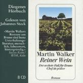 Reiner Wein, 8 Audio-CDs