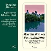 Provokateure, 8 Audio-CDs