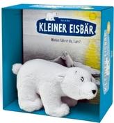 Kleiner Eisbär - Wohin fährst du, Lars?, m. Plüschbär