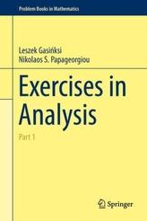 Exercises in Analysis