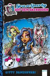 Monster High - Gruselparty auf dem Dachboden