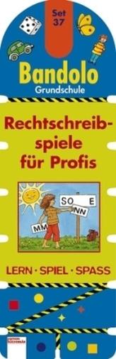 Rechtschreibspiele für Profis (Kinderspiel)