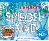 Spiegelkind / Spiegelriss, 10 Audio-CDs