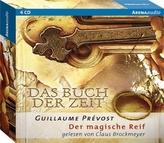 Das Buch der Zeit - Der magische Reif, 4 Audio-CDs