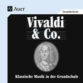 Vivaldi & Co., 1 Audio-CD