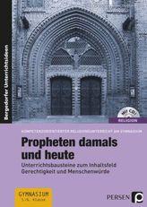 Propheten damals und heute, m. CD-ROM