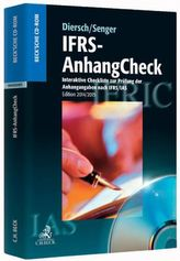 IFRS-AnhangCheck, CD-ROM (Edition 2014/2015)