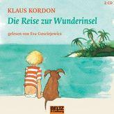 Die Reise zur Wunderinsel, 2 Audio-CDs