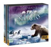 Seekers - Feuer im Himmel, 5 Audio-CDs